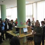 Inaugurarea Centrului Europe Direct Arges-3 martie 2009