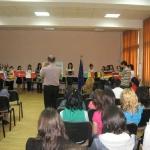 Sarbatorim Ziua Europei impreuna cu Grupul Scolar Ioan Cantacuzino din Pitesti