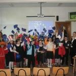 Ziua Europei sarbatorita cu elevii Scolii nr. 14 Pitesti