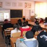 Prezentarea  organismelor europene pentru combaterea discriminarii (februarie 2010)