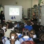 Inventatori pentru o zi-elevi ai Scolii nr. 7 Pitesti si ai Scolii din Bascov -1 aprilie 2009