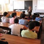 ED Arges la Colegiul National Liceal Odobescu