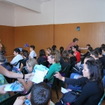 ED Arges la Grupul Scolar Dacia