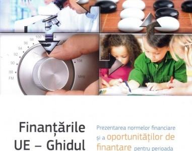 Finanțările UE – Ghidul începătorului