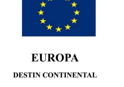 Europa – destin continental