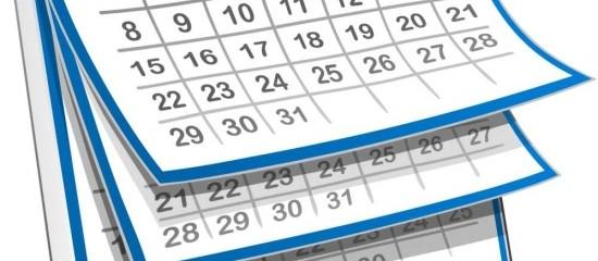 Evenimentele săptămânii 30 martie – 5 aprilie 2015