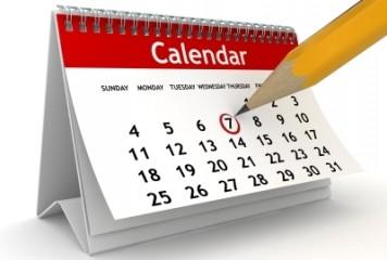 Evenimentele săptămânii 6 – 12 aprilie 2015