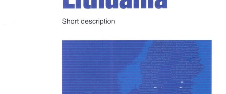 Vocational education and training in Lithuania