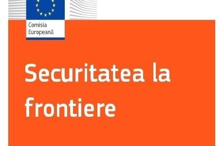 Securitatea la frontiere – O Europă mai sigură și mai deschisă