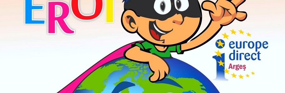 EcoEROI – Fii Eroul Planetei! Apără mediul înconjurător!
