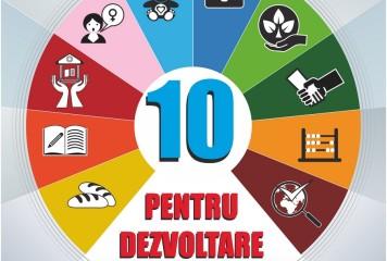 10 pentru dezvoltare!