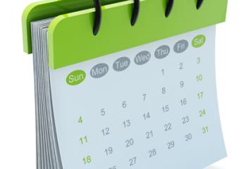Evenimentele săptămânii 14 – 20 septembrie 2015