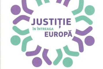 """Programul """"Justiție"""" al UE 2014-2020"""