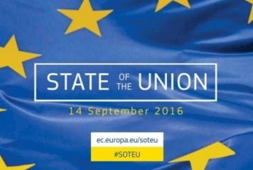 """Discurs despre """"Starea Uniunii Europene"""" 2016"""