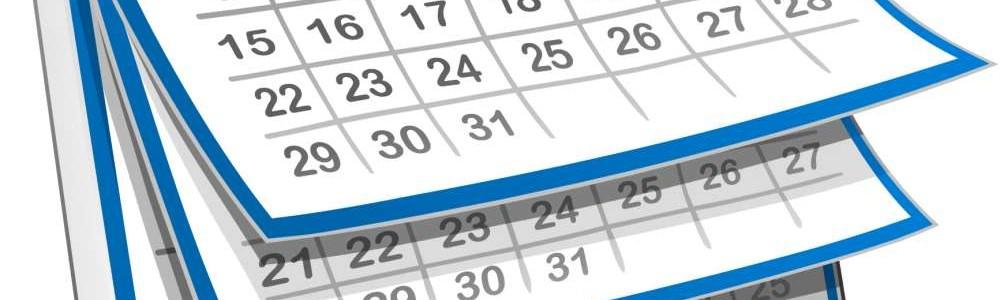 Evenimentele săptămânii 1 – 6 ianuarie 2019