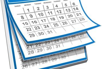 Evenimentele săptămânii 17 – 23 aprilie 2017
