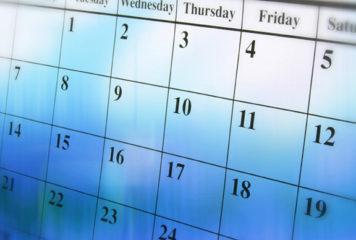 Evenimentele săptămânii 26 – 31 martie 2018