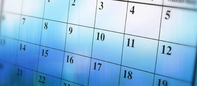 Evenimentele săptămânii 9 – 15 noiembrie 2020
