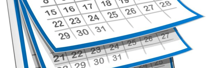 Evenimentele săptămânii 25 – 31 mai 2020