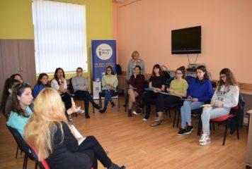 Seminar de dezvoltare personală la Europe Direct Argeș
