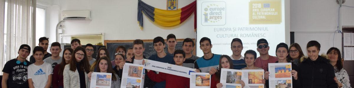 Europa și patrimoniul cultural românesc