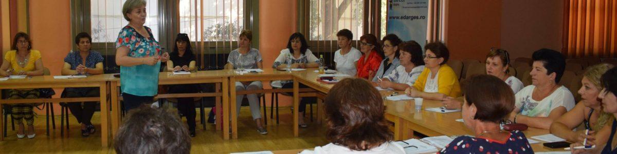 Despre comunicarea subiectelor pe teme europene,  cu Europe Direct Argeș
