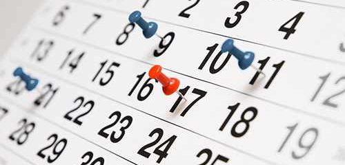Evenimentele săptămânii 4 – 10 octombrie 2021