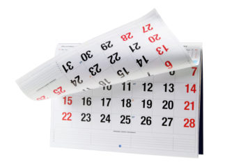 Evenimentele săptămânii 14 – 20 octombrie 2019