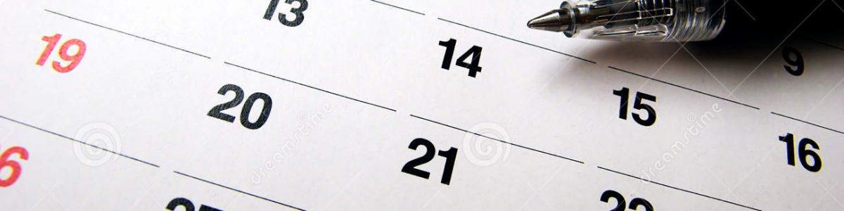 Evenimentele săptămânii 7 – 13 octombrie 2019