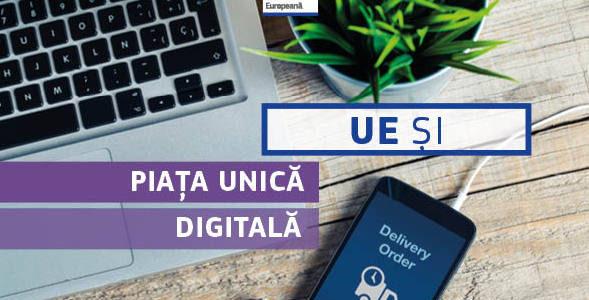 UE și piața unică digitală