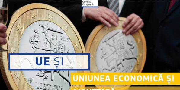 UE și Uniunea economică și monetară