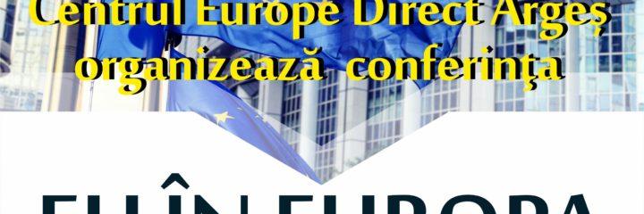 Eu in Europa – prezent si perspective