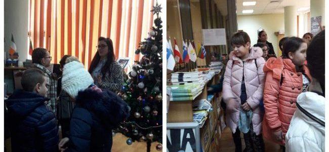 Vizite la Centrul Europe Direct Argeș prin Programul Școala Altfel