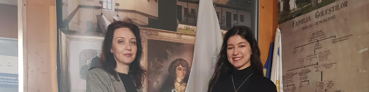O elevă din Pitești, câștigătoare la concursul Juvenes Translatores