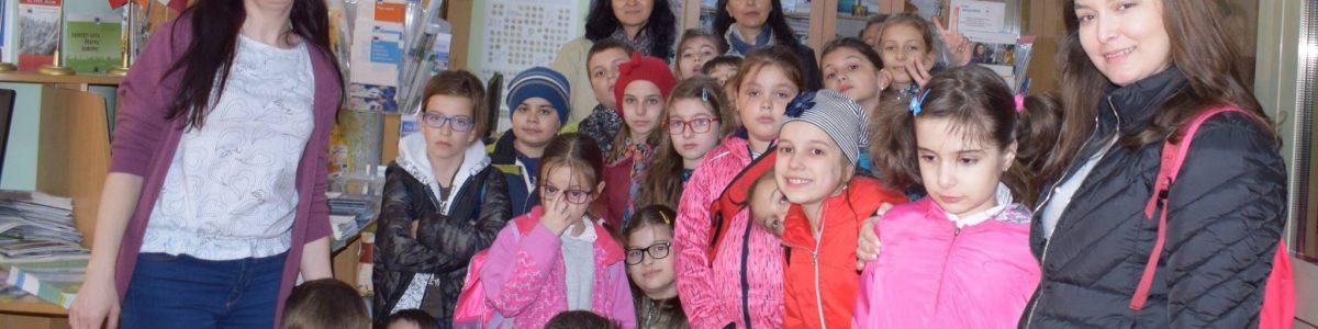 Vizite la Europe Direct Argeș în cadrul Programului Școala Altfel