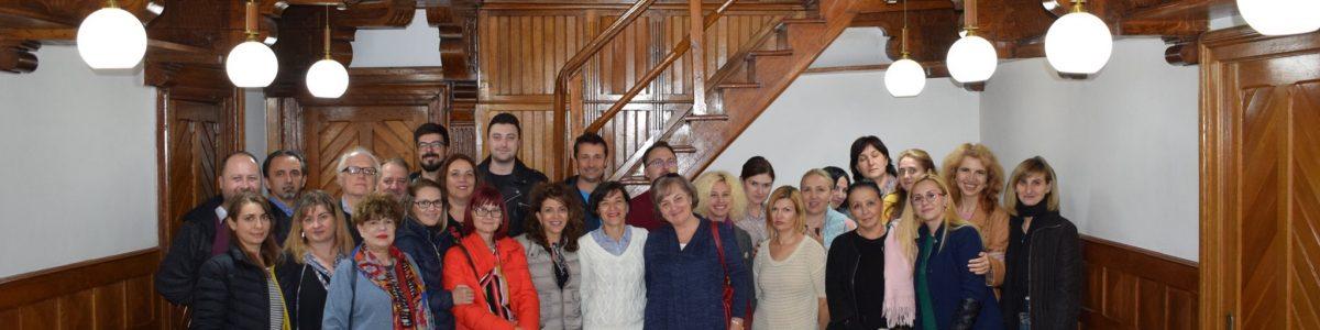 Întâlnirea Rețelei Europe Direct România