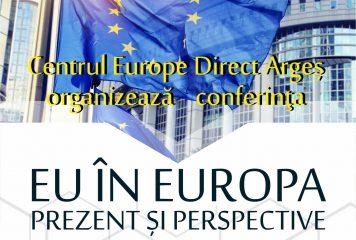 Eu în Europa – prezent și perspective