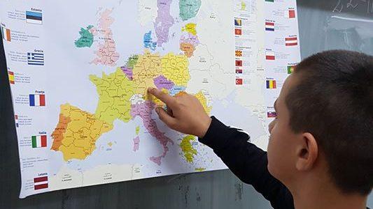 """Campania de informare """"Europa începe cu tine!"""""""