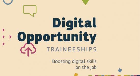 Oportunități de stagiu în domeniul digital
