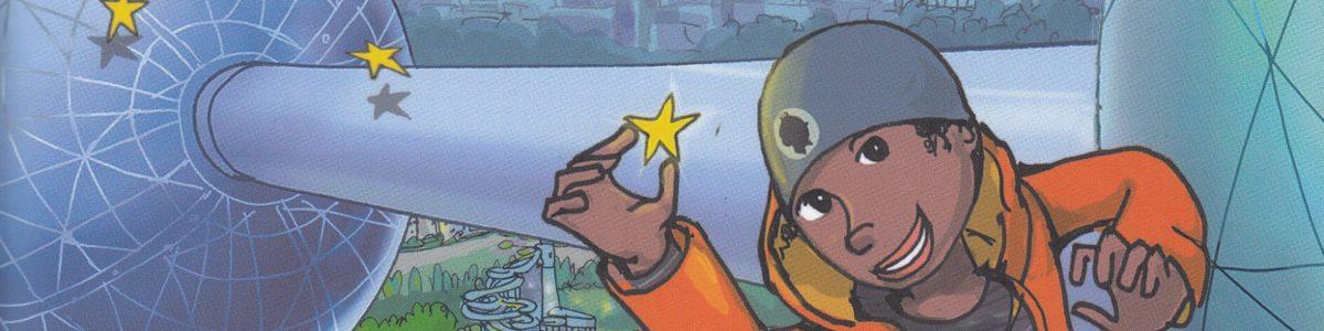 Misterul steluțelor aurii