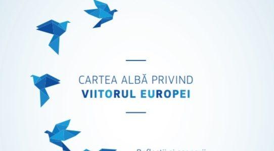Cartea albă privind viitorul Europei