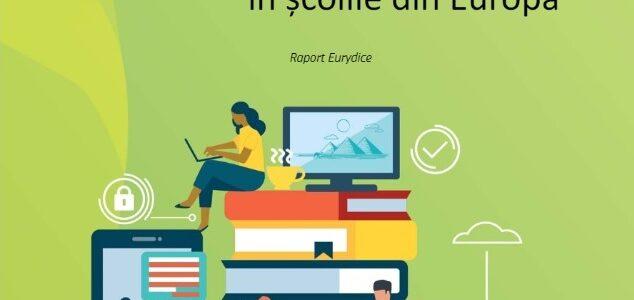 Educația digitală în școlile din Europa