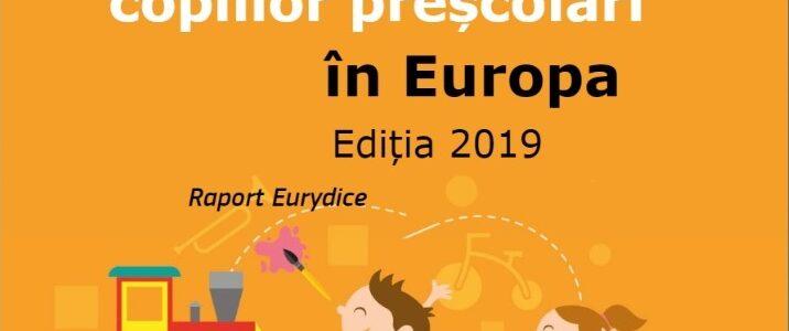 Date cheie privind Educația și îngrijirea copiilor preșcolari în Europa