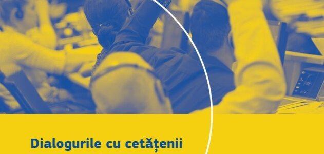 Dialogurile cu cetățenii și consultările cetățenilor