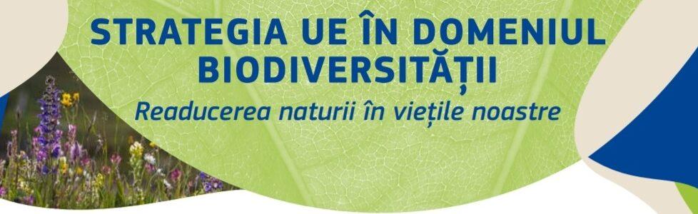 Strategia UE în domeniul biodiversității