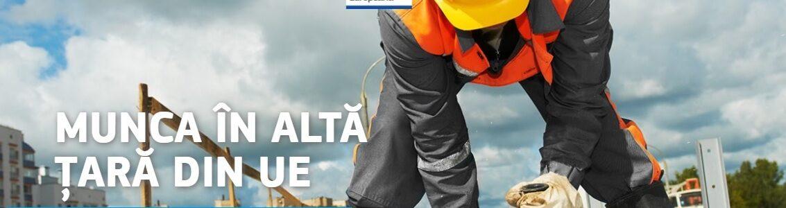 Munca în altă țară din UE