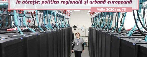 Panorama: politica regională și urbană europeană