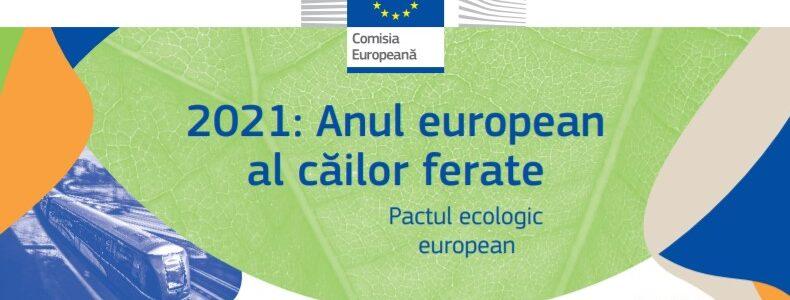 2021: Anul european al căilor ferate