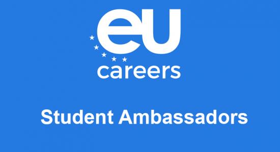Ambasadori ai studenților pentru carieră în UE