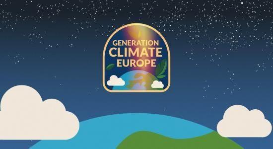 """Voluntari pentru """"Generation Climate Europe"""""""